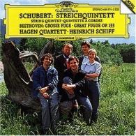 Hagen Quartett (Квартет Хаген): Schubert: String Quintet in C op. posth.163 D956 /