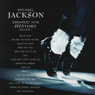 Michael Jackson (Майкл Джексон): Greatest Hits - HIStory - Volume 1