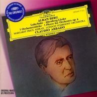 Claudio Abbado (Клаудио Аббадо): Berg: Lulu-Suite; Altenberg-Lieder