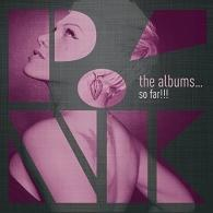 P!nk (Pink): The Albums...So Far!