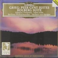 Herbert von Karajan (Герберт фон Караян): Grieg: Peer Gynt Suites, Holberg Suite