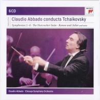 Claudio Abbado (Клаудио Аббадо): Claudio Abbado Conducts Tchaikovsky