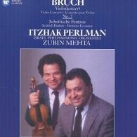 Itzhak Perlman (Ицхак Перлман): Scottish Fantasy; Violin Concerto No. 2 - Perlman, Israel Philharmonic Orchestra/Mehta