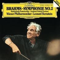 Leonard Bernstein (Леонард Бернстайн): Brahms: Symphony No.2