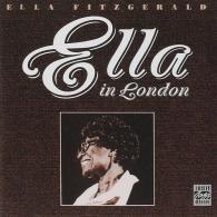 Ella Fitzgerald (Элла Фицджеральд): Ella In London