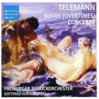 Freiburger Barockorchester (Фрайбургский барочный оркестр): Concertos & Ouvertures