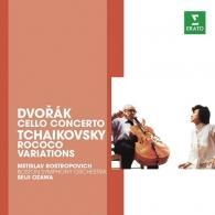 Мстислав Ростропович: Cello Concerto/Rococo Variations