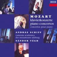 Andras Schiff (Андраш Шифф): Mozart: Piano Concertos Nos. 5, 6, 8, 9, & 11-27 e