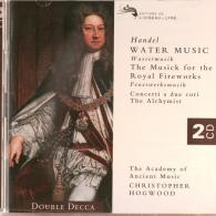 Christopher Hogwood (Кристофер Хогвуд): Handel:Water Music