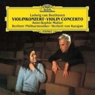 Herbert von Karajan (Герберт фон Караян): Beethoven: Violin Concerto Op.61