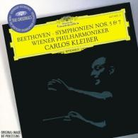 Carlos Kleiber (Карлос Клайбер): Beethoven: Symphonies Nos.5 & 7