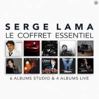 Serge Lama: Le Coffret Essentiel