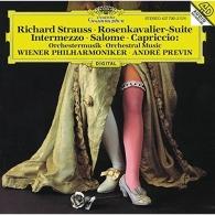 Strauss, R.: Rosenkavalier Suite/ Intermezzo/ Salome