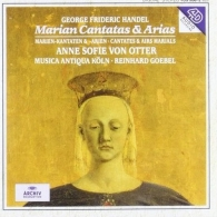 Handel: Marian Cantatas And Arias