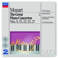 Mozart: Great Piano Concertos 2