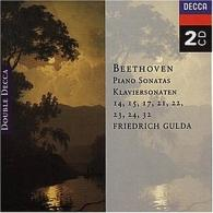 Beethoven: Piano Sonatas Nos. 14, 15, 17, 21-24 &