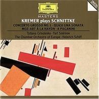 Schnittke: Concerto Grosso No.1/ Quasi Una Sonata