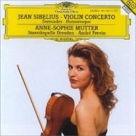 Sibelius: Violin Conc.D-Moll, Serenaden