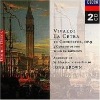 Vivaldi: La Cetra, Op. 9/Wind Concertos