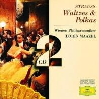 Johann Strauss · Josef Strauss: Waltzes & Polkas