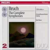 Bruch: Complete Symphonies