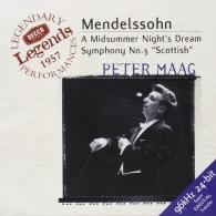 Decca Legends: Mendelssohn