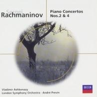 Rachmaninoff: Piano Concertos Nos. 2 & 4/Russian R