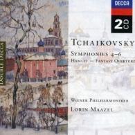 Tchaikovsky: Symph.4-6