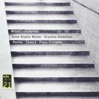 Lutoslawski: Piano Concerto; Partita For Violin And Orchestra; Chain 2