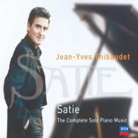 Satie: Complete solo piano works