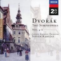 Dvorak: Symphonies Nos.4-6 etc