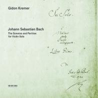 The Sonatas And Partitas For Violin Solo