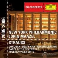 Strauss: Don Juan, Death And Transfiguration