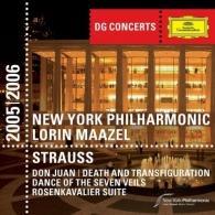 Strauss: Don Juan, Death And Transfiguration