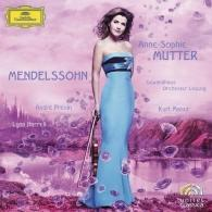 Mendelssohn: Vln Cto Op.64; Pno Trio Op.49; Vln So