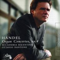 Handel: Organ Concerti Op.4