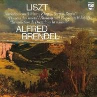 Liszt: Fantasia And Fugue On Bach; Variations On Weinen Klagen