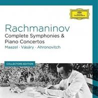 Rachmaninov: Symphonies; Piano Concertos