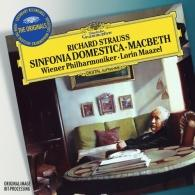 Strauss, R.: Macbeth & Sinfonia Domestica