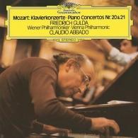Mozart: Piano Concertos 20 & 21