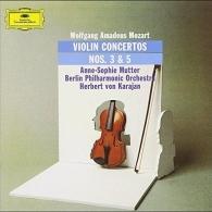 Mozart: Violin Concertos 3 & 5