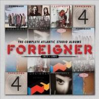 The Complete Atlantic Studio Albums 1977-1991