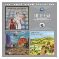 The Triple Album Collection: Dixie Chicken / The Last Record Album / Time Loves A Hero