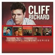 Original Album Series (Cliff / Cliff Sings / Me And My Shadows / Listen To Cliff / 21 Today)