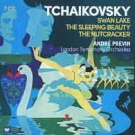 Ballets (Swan Lake, Sleeping Beauty, The Nutcracker)