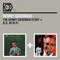The Benny Goodman Story/B. G. In Hi Fi