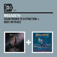 Countdown To Extinction/ Rust In Peace