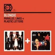 Parallel Lines/ Plastic Letters