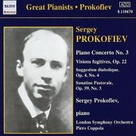 Prokofiev Plays Prokofiev