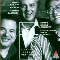Brahms: Double Concerto / Mendelssohn: Violin Concerto